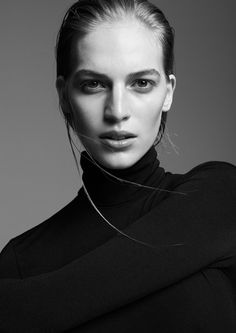 Photographer Zoltan Tombor has launched a new magazine called, Supernation. For his first issue, Tombor taps Calvin Klein fragrance model Vanessa Axente as the cover star with two stories. First up, is a black and white studio shoot where Vanessa poses in minimal fashions from top brands like Saint Laurent, Celine and Stella McCartney. Styled …