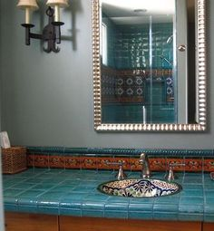 Mexican Tile and Stone Company imports clay, ceramic and custom tiles | Gallery