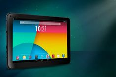 I just bought 9-inch Quad Core Android Tablet (now £65) via @wowcher