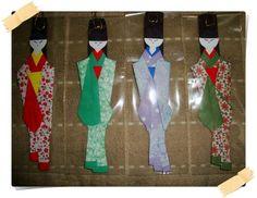 Vendido por UNIDADE!  Marcadores de página em Origami  Entrar em contato para verificar a disponibilidade das estampas.