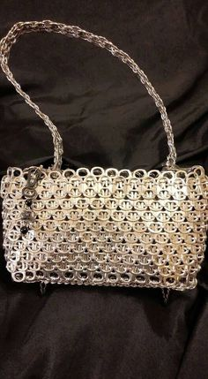 Can tab purse - Contact EcoChique@aol.com for price info