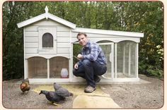 celebrating country life with a Holland Hen house