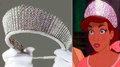 Anastasia Cosplay, Anastasia Movie, Anastasia Musical, Princesa Anastasia, Anastasia Romanov, Disney Costumes, Cosplay Costumes, Crown Drawing, Jordan Shoes Girls