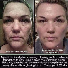 Have you tried our exfoliating facial peel or facial wrap yet?  Sheila took years off her face with just 6 applications! Learn how to get these great products at 40% off! Message me for details! #itworks #myitworksadventure #beauty #wrapwithallyd #facial #facials
