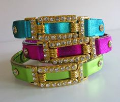 Dream collar for rubes, but they don't come in her size!