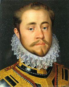 Pieter Jansz. Pourbus (1523 – 30 January 1584) was a Dutch-born Flemish Renaissance painter.[Portrait of Gentleman.
