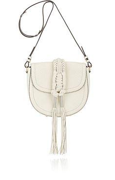 8fa5aeb9ba Altuzarra Python Ghianda Small Saddle Bag - - Barneys.com Leather Saddle  Bags, Saddle