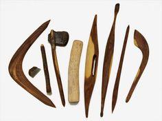 Pieroblog: Aboriginal tools and weapons — Stock Image Aboriginal Culture, Aboriginal People, Australian Aboriginal History, Indigenous Art, Indigenous Education, Real Ninja, Celtic Sword, Australian Aboriginals, Cool Swords