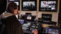 HD Church Broadcast with Datavideo SE-3000. House of Worship Technology.