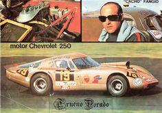 Trueno Dorado Chevrolet Piloto: Oscar Cacho Fangio
