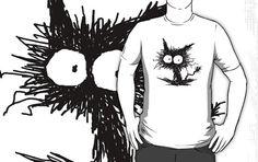 """GABIGABI"" T-Shirt & Hoodies ! 8) #Cat #Tshirt #Tee #REDBUBBLE"