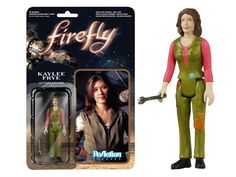 "Firefly 3.75"" ReAction Retro Action Figure - Kaylee Frye - Serenity ReAction"