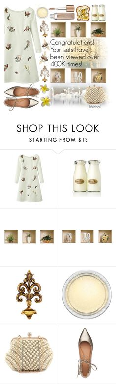 """""""Achievements"""" by michal100-15-4 ❤ liked on Polyvore featuring Jane Iredale, MAC Cosmetics and Sigerson Morrison"""