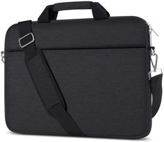Auch in Grau erhältlich, 13,3-15,6 Zoll Laptops #Laptophülle #Laptoptasche Backpacks, Laptops, Bags, Women, Notebook Bag, Black, Grey, German, Handbags
