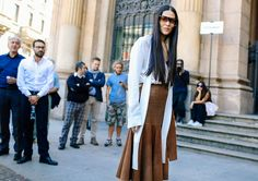 This Season's Street Style by the Numbers