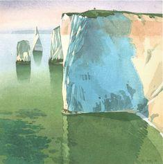 Pinnacle Rocks by Ronald Jesty