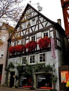 old Fachwerkhaus