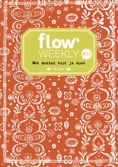 Flow Weekly#24 What music does for you Each Flow Weekly includes a planner and to-do lists for you to fill in for the new week ahead, as well as blank pages for thoughts, ideas, notes, dreams, wishes and plans. Theme of this week: the effect of music