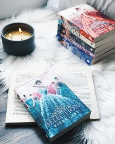 """The Selection series /// 4,979 Likes, 95 Comments - Lauren // Bookish Gift Shop (@bookwormboutique) on Instagram: """"I think The Selection series by Kiera Cass has to be one of my absolute favourites to binge read!…"""""""