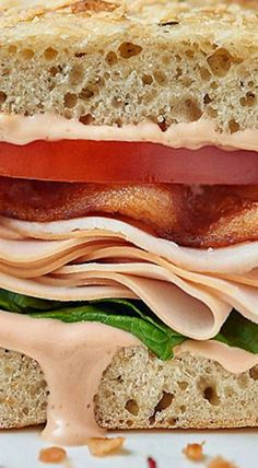 Turkey Bacon Bravo: Panera Copycat