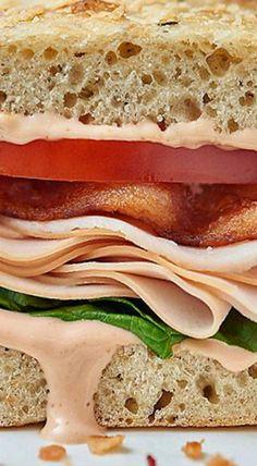 Turkey Bacon Bravo: Panera Copycat