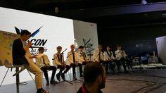 #BTS #방탄소년단 ❤ Meet and great at #KCONPARIS
