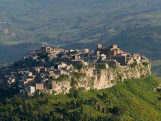 Enna, Sicily