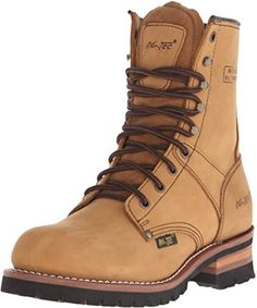 eee361822f1e AdTec Men s 9-Inch Logger Boot Best Casual Shoes