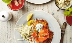 The weekend cook: Thomasina Miers' recipes for breakfast, brunch and pudding