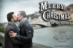 Merry Christmas to all lovers - equality LGBT