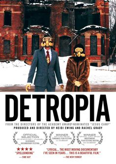 Detropia. Did the elite purposely collapse Detroit to crash the U.S. manufacturing base?