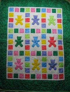 I found this amazing quilt by Carol G. at the AccuQuilt Quilter's Spotlight. See Show-and-Tell from other quilters or share your favorite. #accuquilt