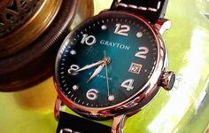Test : montre automatique Grayton