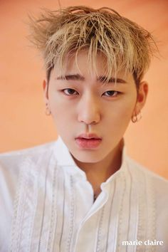 Zico (Block B) - Marie Claire Magazine May Issue '17