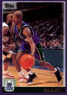 Sam Cassell Milwaukee Bucks
