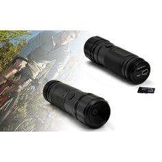 Extreme Sports Camera 'Renegade' - Water Resistant, 1280x720 Video resolution