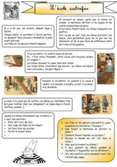 Learn French Videos Language Words Printing Education For Kids Printer Referral: 1213881654 French Flashcards, French Worksheets, French Teaching Resources, Teaching French, High School French, French Grammar, Teachers Corner, French Classroom, French Teacher