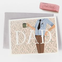 Dad Card / Quill & Fox