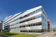 Almere 'La Défence' ( architect UN Studio)