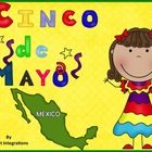 Cinco de Mayo; Mexico  Students can learn about Mexico and Cinco de Mayo by this interactive PowerPoint and fun hands-on activities. $