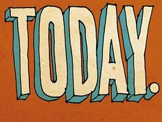 #Today #oneword #Yesterday2day&2morrow