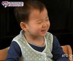 Saranghae from Minguk Song Daehan, Song Triplets, Superman, Parenting, Songs, Cute, Kids, Sweet, Image