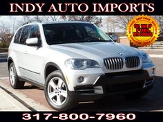 #SpecialOffer #FreeGas | $15,999 | 2007 #BMWX5 4.8i - for Sale in Carmel IN 46032 #IndyAutoImports