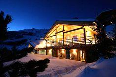 Chalet Spa a Verbier in Svizzera
