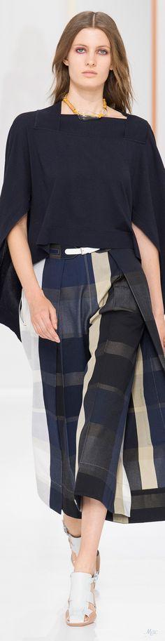 Spring 2018 RTW Hermès