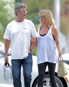 Pin for Later: Kurt Russell and Goldie Hawn Show Us All What True Love Looks Like