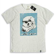 761bf01fdb4ec Camiseta Star Wars Trooper Stripes - A melhor loja de produtos geek