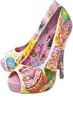 f762c1bd0e4137 58 popüler Kitsch Shoes görüntüsü