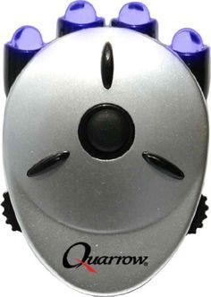 Quarrow 5066 Clip On Cap Light UV LEDs Quarrow http://www.amazon.com/dp/B0093KXV22/ref=cm_sw_r_pi_dp_7b1swb04VMHMK