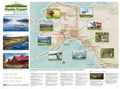 land vacations in alaska
